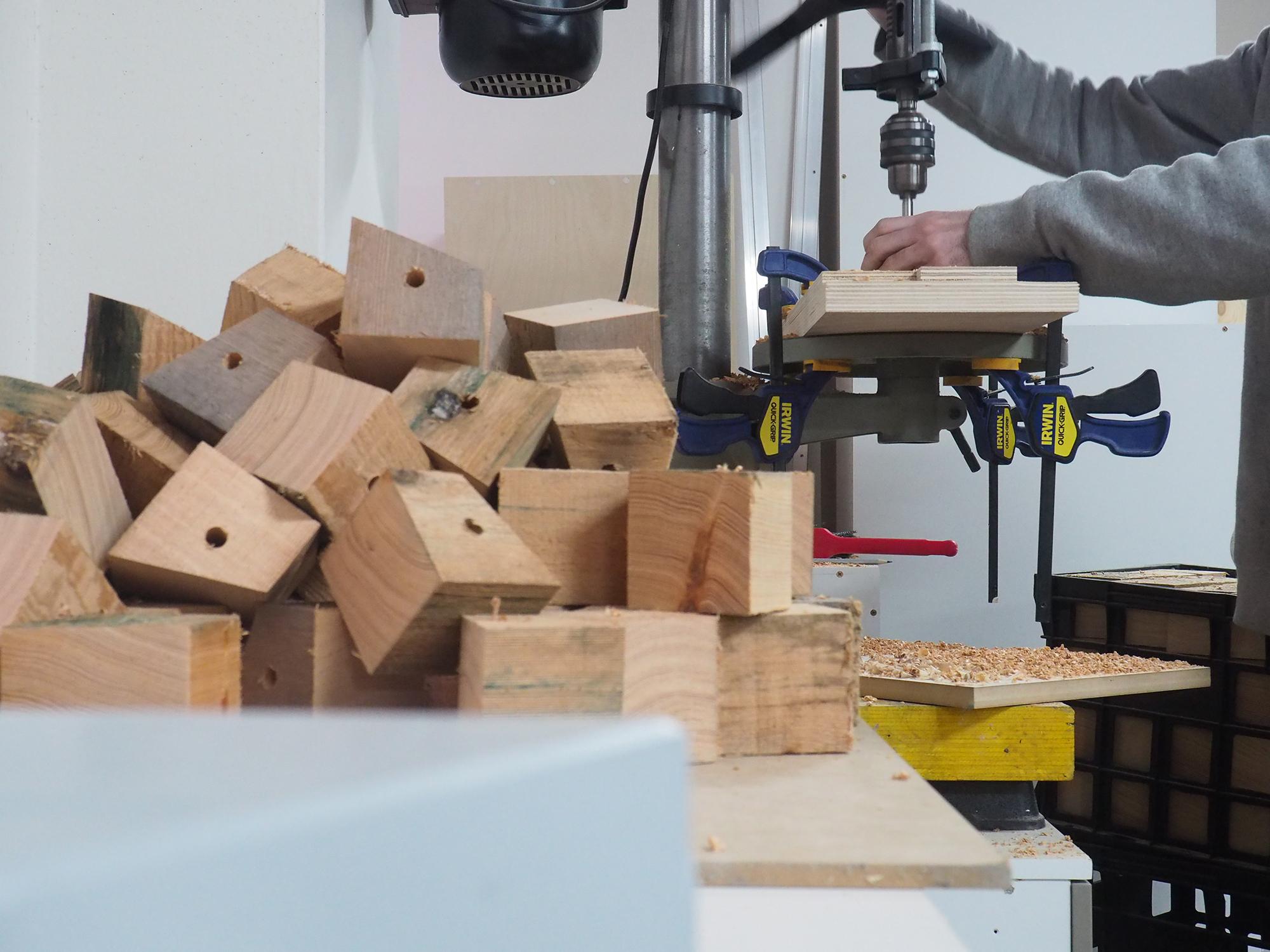 SoWatt-WIP-Sculpture-Corporate-Art-Timber-Oregon-Steel-Copper-Deloitte-04.JPG
