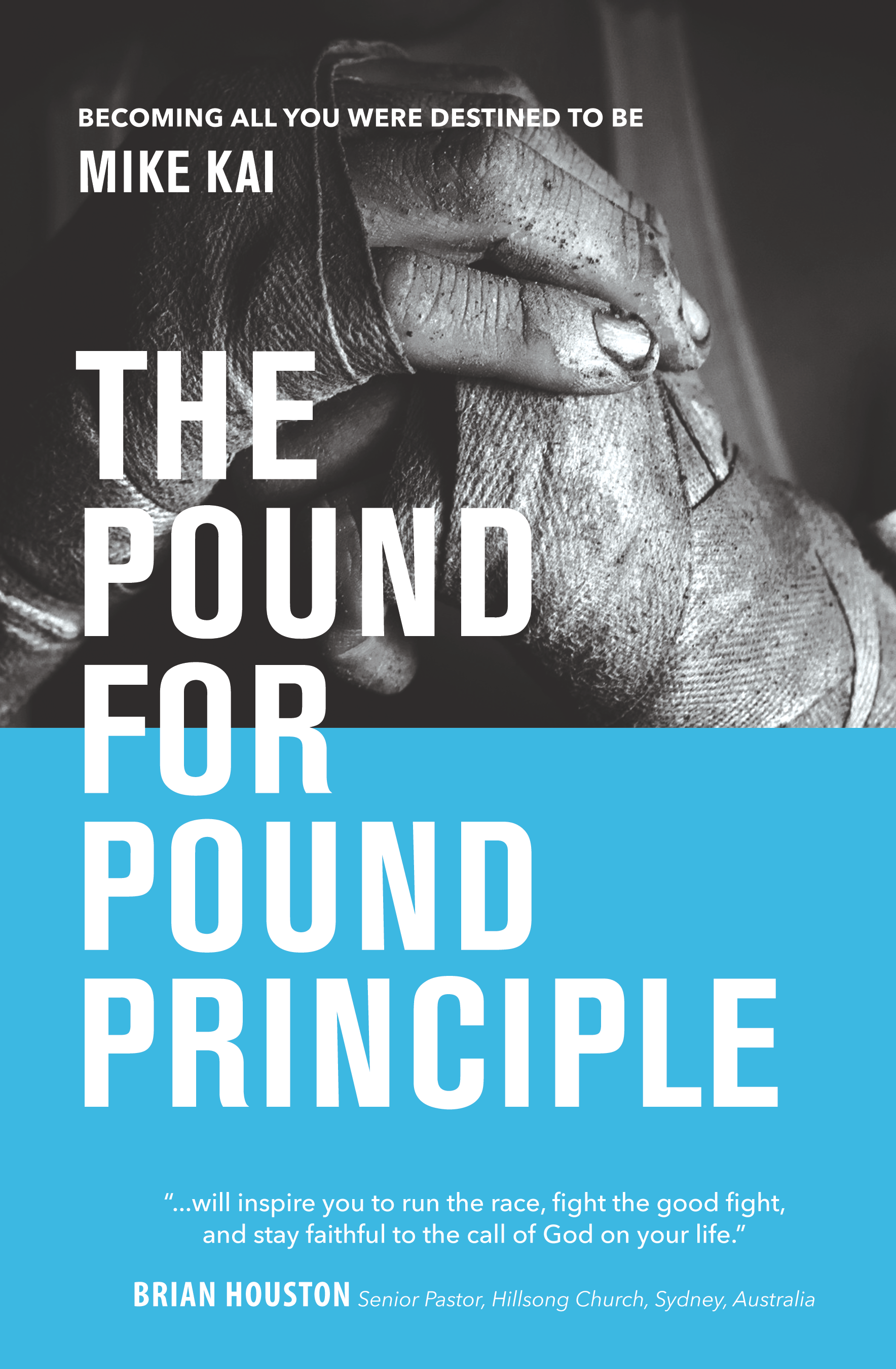 THE POUND FOR POUND PRINCIPLE - You've been called to the EXTRAORDINARY! How do you make the most of God's gifts in your life? In this liberating and powerfulbook, you will learn to identify the talents you have, develop them to God's full plan and purpose, and avoid the trap of the comparison game.