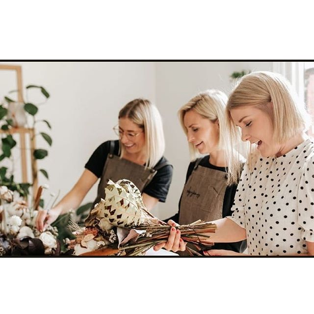 These are the ladies behind @ruby_and_james, Melbourne's dynamic floral and event styling team. We've worked with these ladies on a number of projects and know first hand the magic that they can create. They are just one of a number of wedding vendors we are honoured to work alongside to bring you the wedding of your dreams.