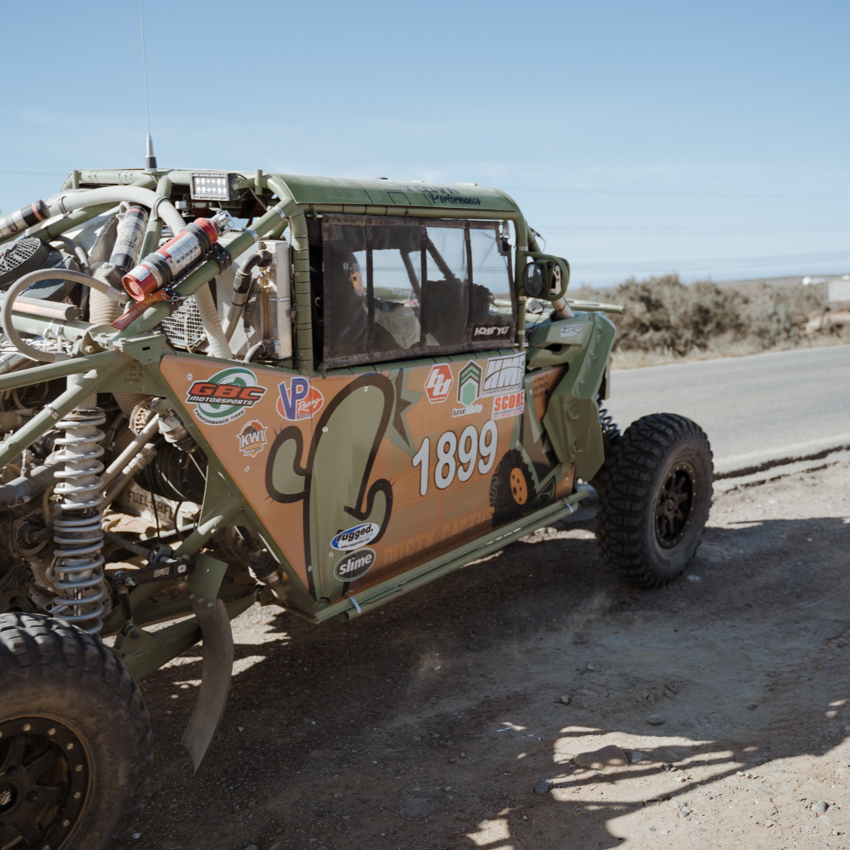 DUSTY CACTUS - 2018 Baja 1000 UTV Pro Stock Unlimited Champions
