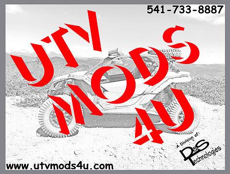 UTV MODS 4U - Roseburg, Oregon