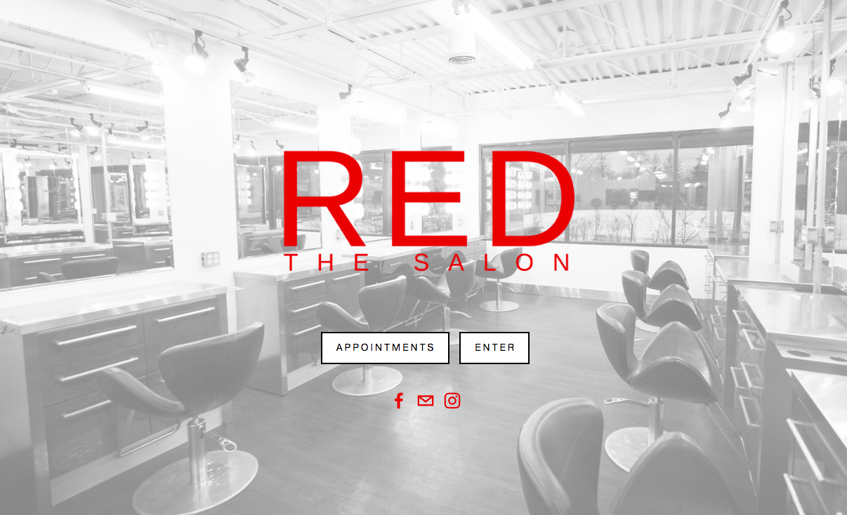 Red The Salon