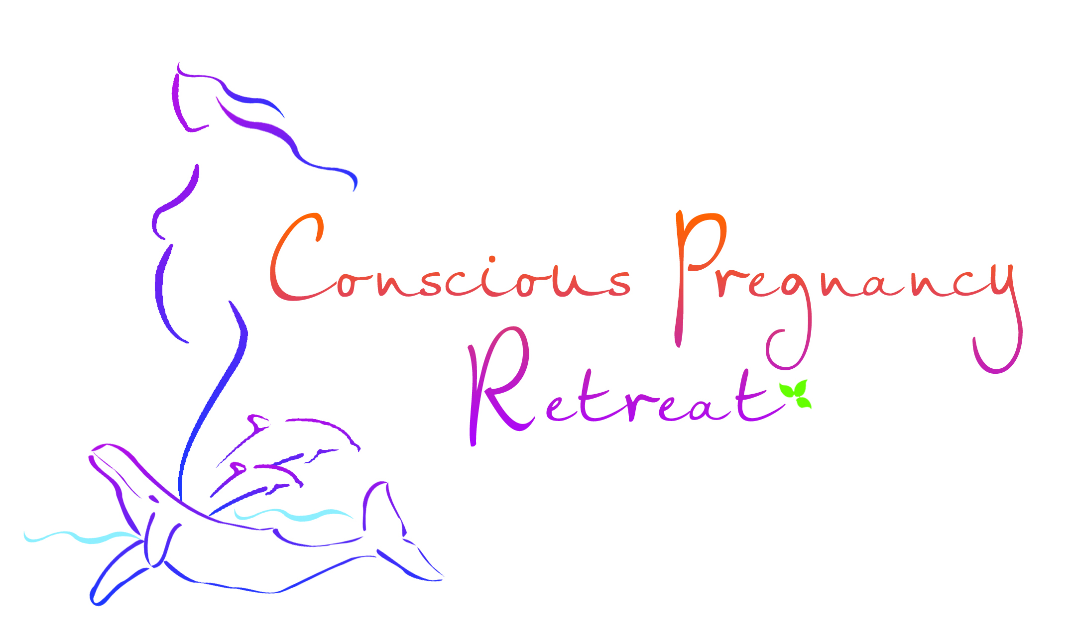 Finally a pregnancy retreat combined with childbirth education - relax.Unplug.let go.