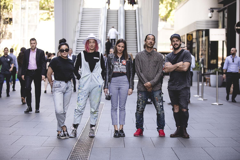 Sydney artists Barangaroo