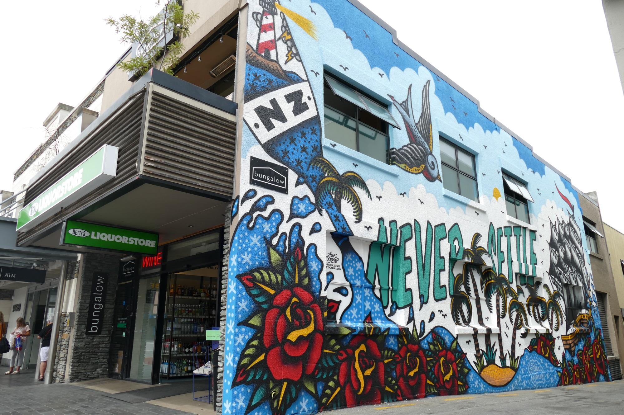 Never Settle | Steen Jones | Queenstown, New Zealand