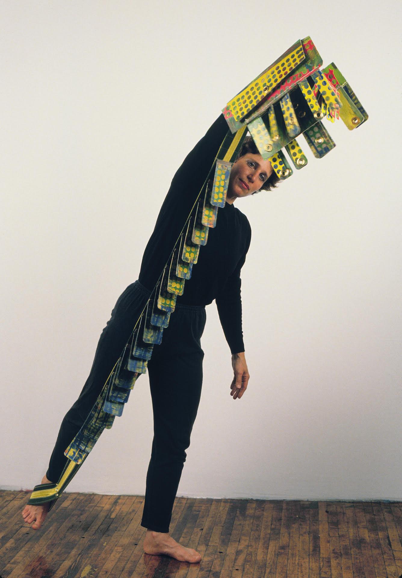 Hand-Foot Puppet 1994
