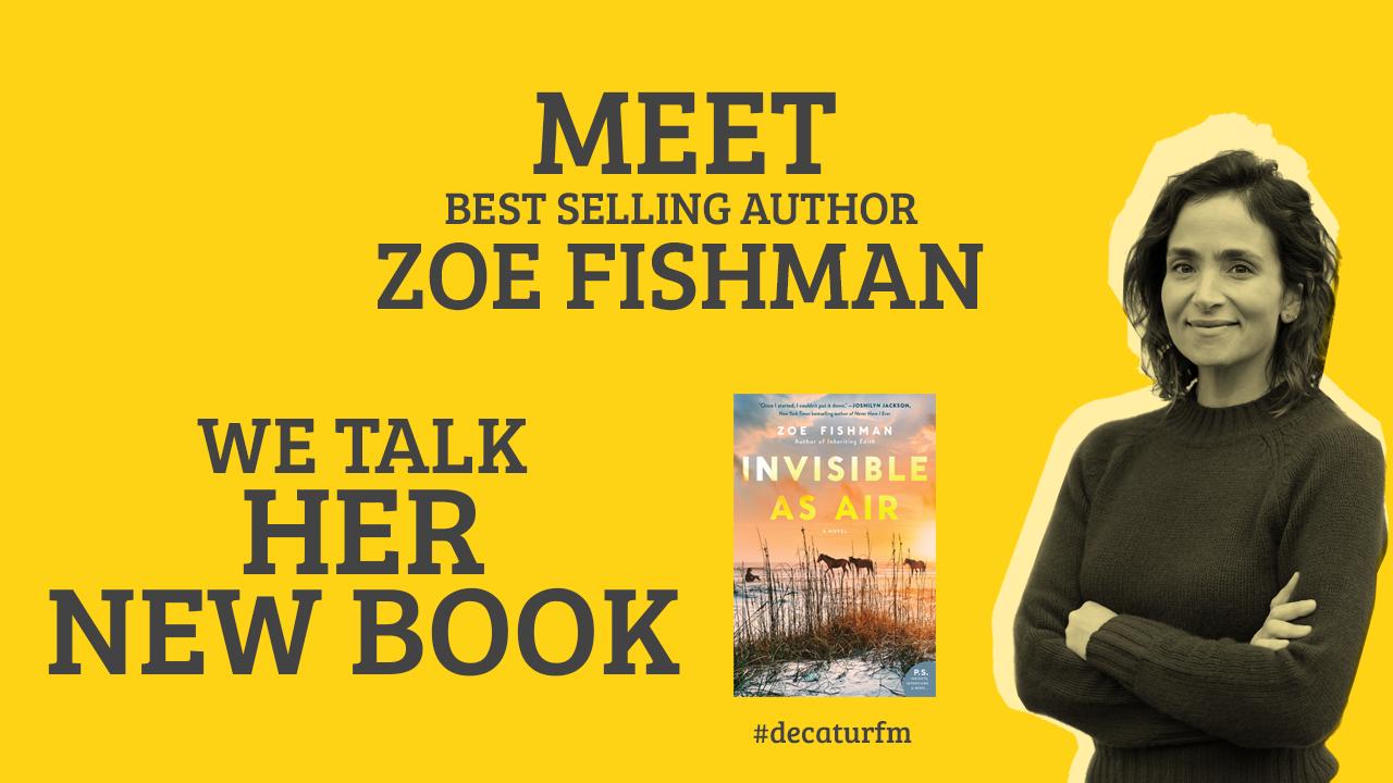 Zoe Fishman on Decatiur FM Generic.png
