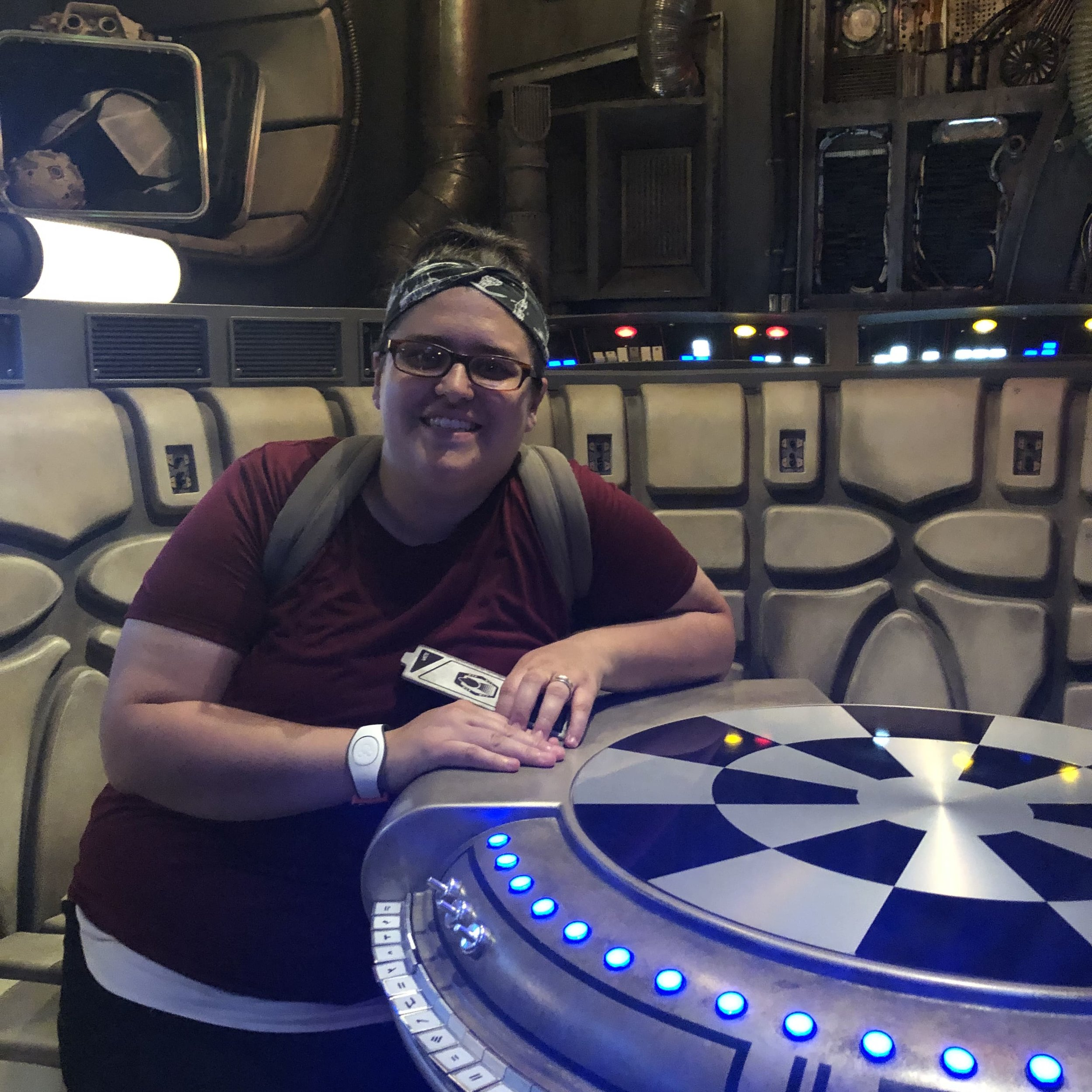 star-wars-millennium falcon-smugglers-run-galaxys-edge-hollywood-studios-julienne-desjardins
