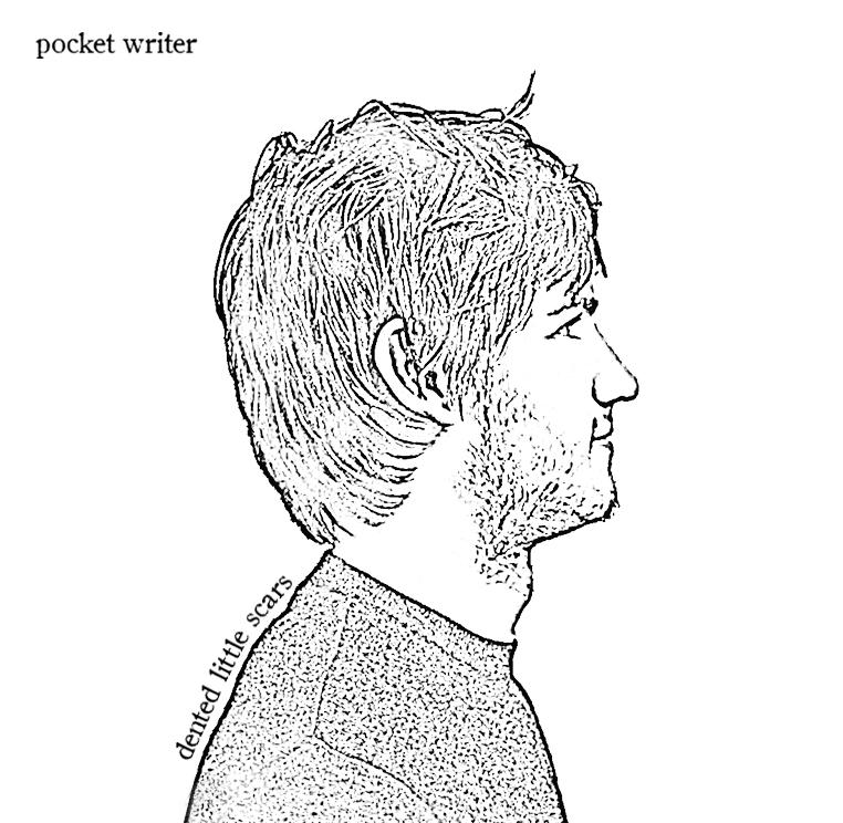 Dented Little Scars - Pocket Writer Cover Art.jpg