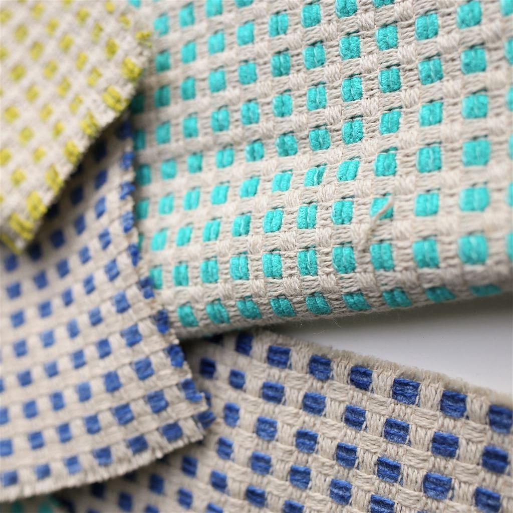 Lisbon fabrics - Designers Guild