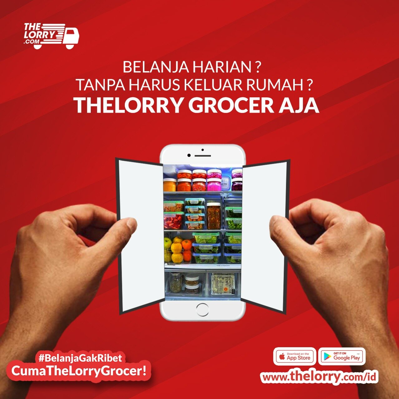 thelorry grocer