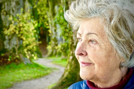 Helping Our Seniors - by Michèle Morgan