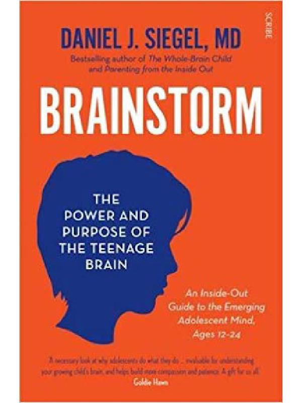 Brainstorm , Dr. Dan Siegel