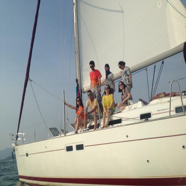 hong kong yachting, book a hong kong sailing trip today