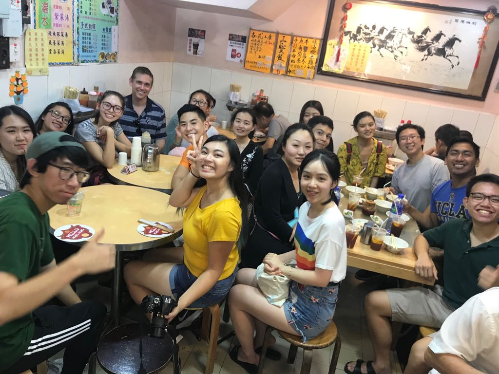 try the local delicacies on a hong kong food tour