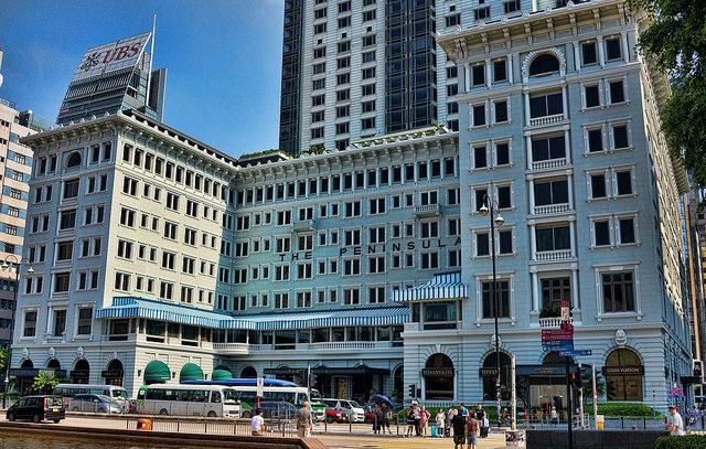 get an afternoon tea at the peninsula after your hong kong city tour