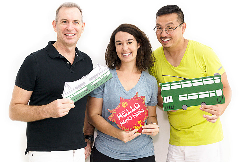 The best tour guides in Hong Kong.