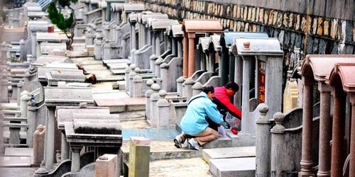 Hong Kong Activities Ching Ming Festival