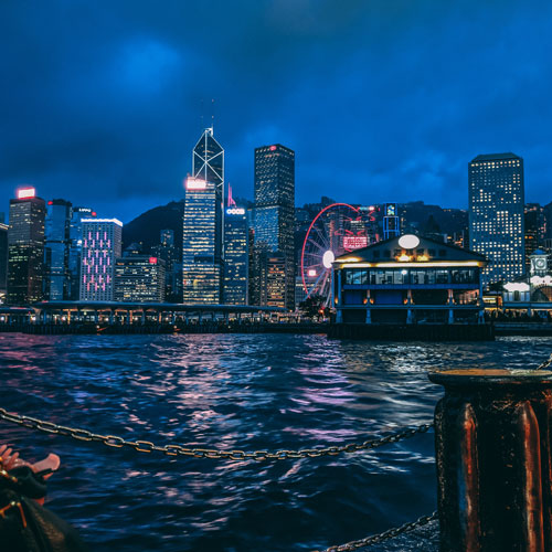 Group Night Tour - A 4-hour group tour of Kowloon after dark. See the city at its grittiest and most captivating. Learn about the Walled City, tour the frantic streets of Mong Kok, and admire Victoria Harbour from the glamorous district of Tsim Sha Tsui.Monday, Wednesday and Friday.Starting at HK$750 →
