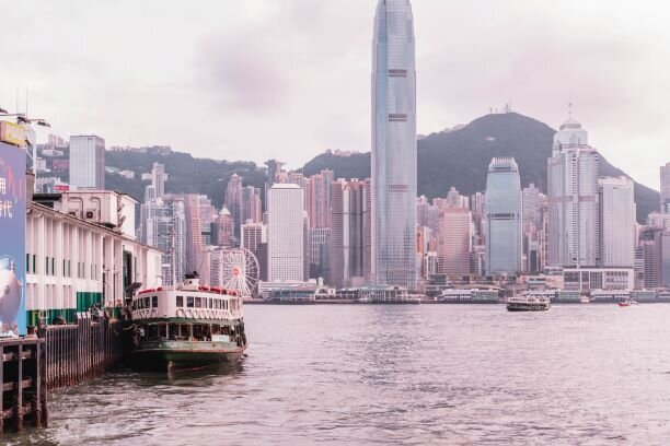 Experience riding the star ferry on your Hello Hong Kong Tour