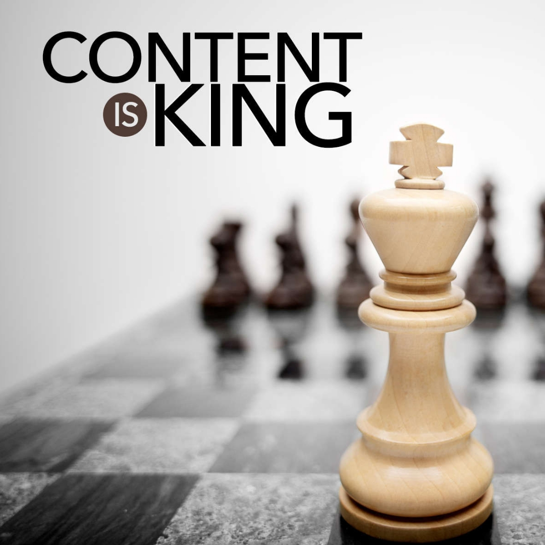 Why is Content so Important? - Orange County, California