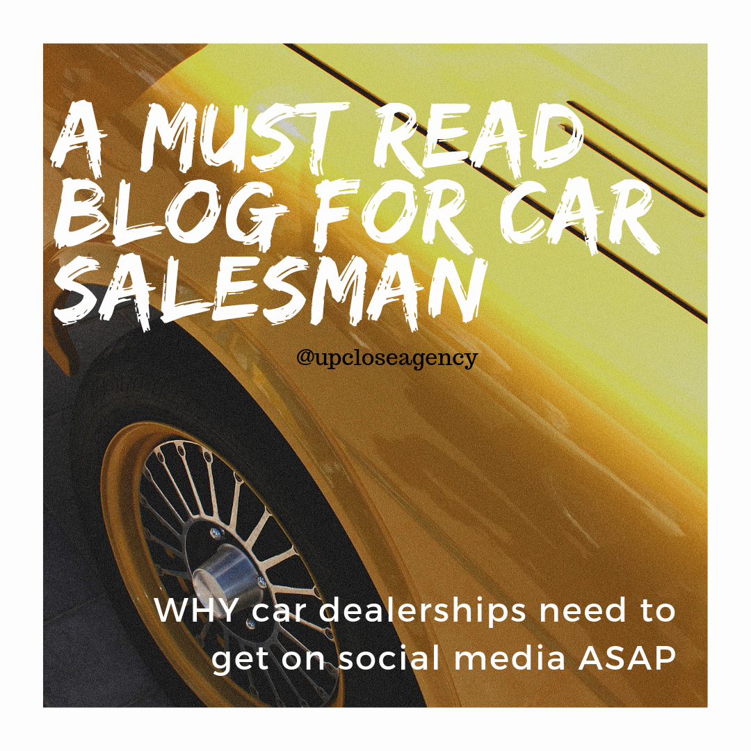 Social media ideas for car dealerships - Orange County, CA