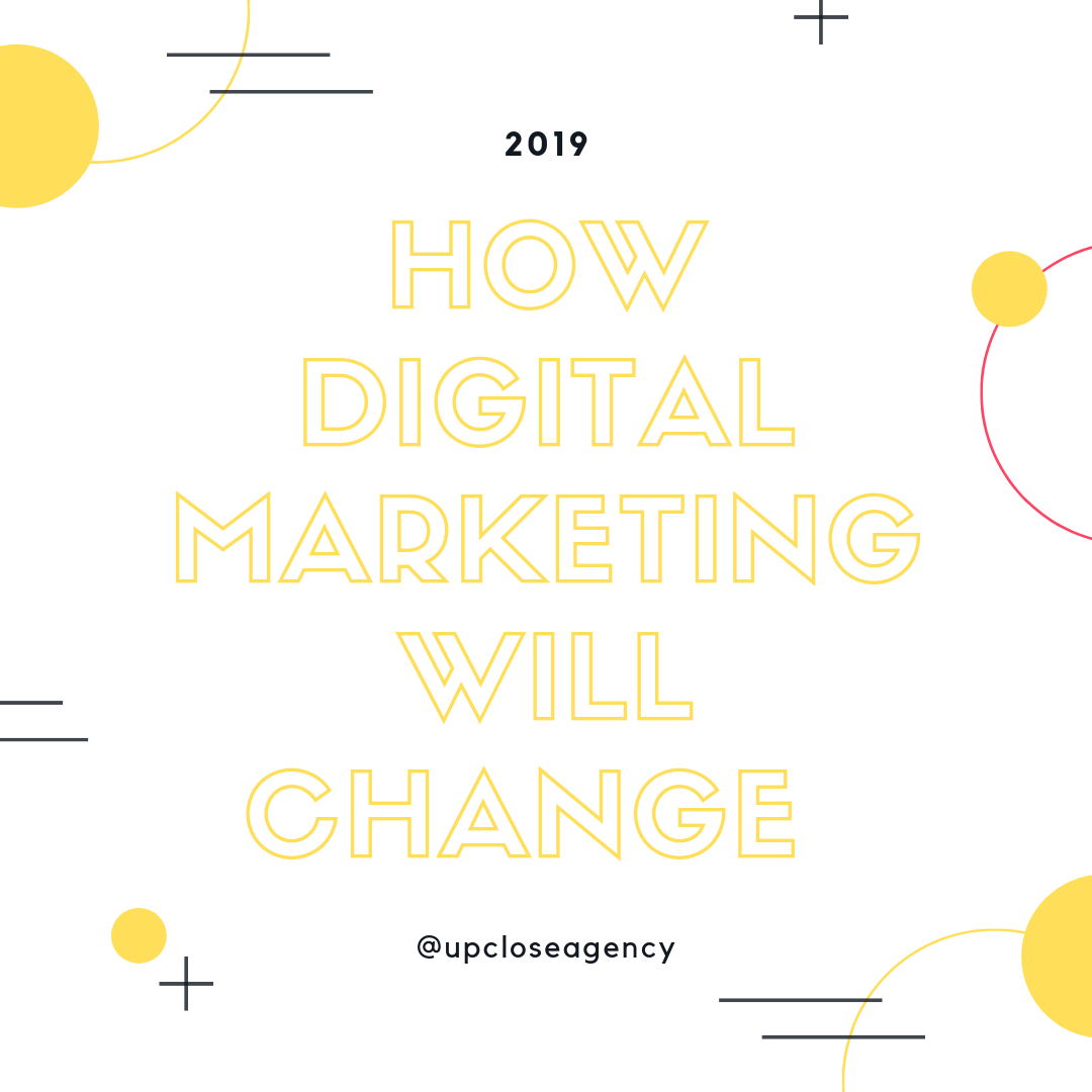 2019 time for a digital marketing change - Orange County, CA
