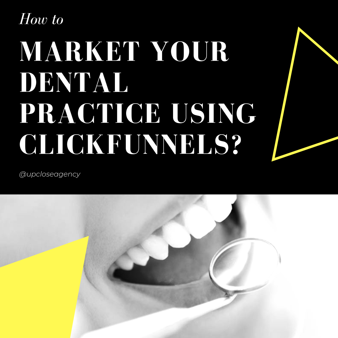Dentist you need Clickfunnels for your business - Orange County, CA