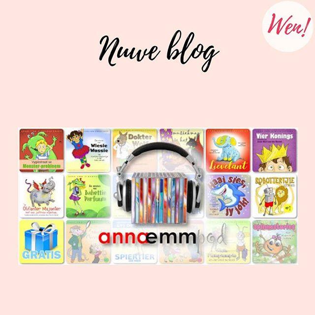 """Het jy al ooit gewonder wat is die voordele van luisterstories vir kinders? 👂  ✔️Dit help julle om konsentrasie te verskerp en dus makliker te leer ✔️Bevorder woordeskat en taalgebruik ✔️Bevorder stilsit-en-luistervaardighede  ✔️Regterbrein-verbeeldingspel word gestimuleer wat belangrik is vir probleemoplossing   Nuut op die blog vandag meer oor waarna ons luister en jy staan ook die kans om 'n gratis luisterstorie van @anna_emm te WEN!   Mammieblok-nuusbriefintekenaars staan 'n verdere kans om te wen, instruksies sal in die week se nuusbrief ingesluit wees. (Gaan na www.mammieblok.com en klik heel bo op die """"skryf in vir die Mammieblok-nuusbrief"""" gedeelte.)"""
