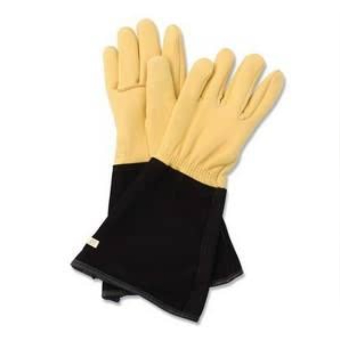 Gold Leaf Tough Touch Gloves - £25.95