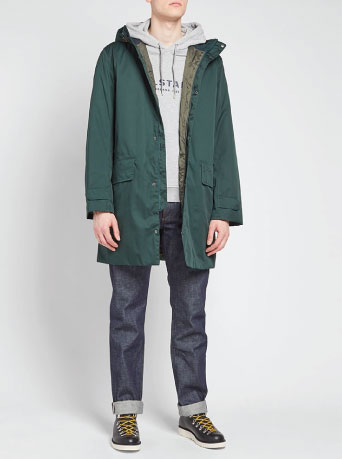 Barbour @ End Clothing