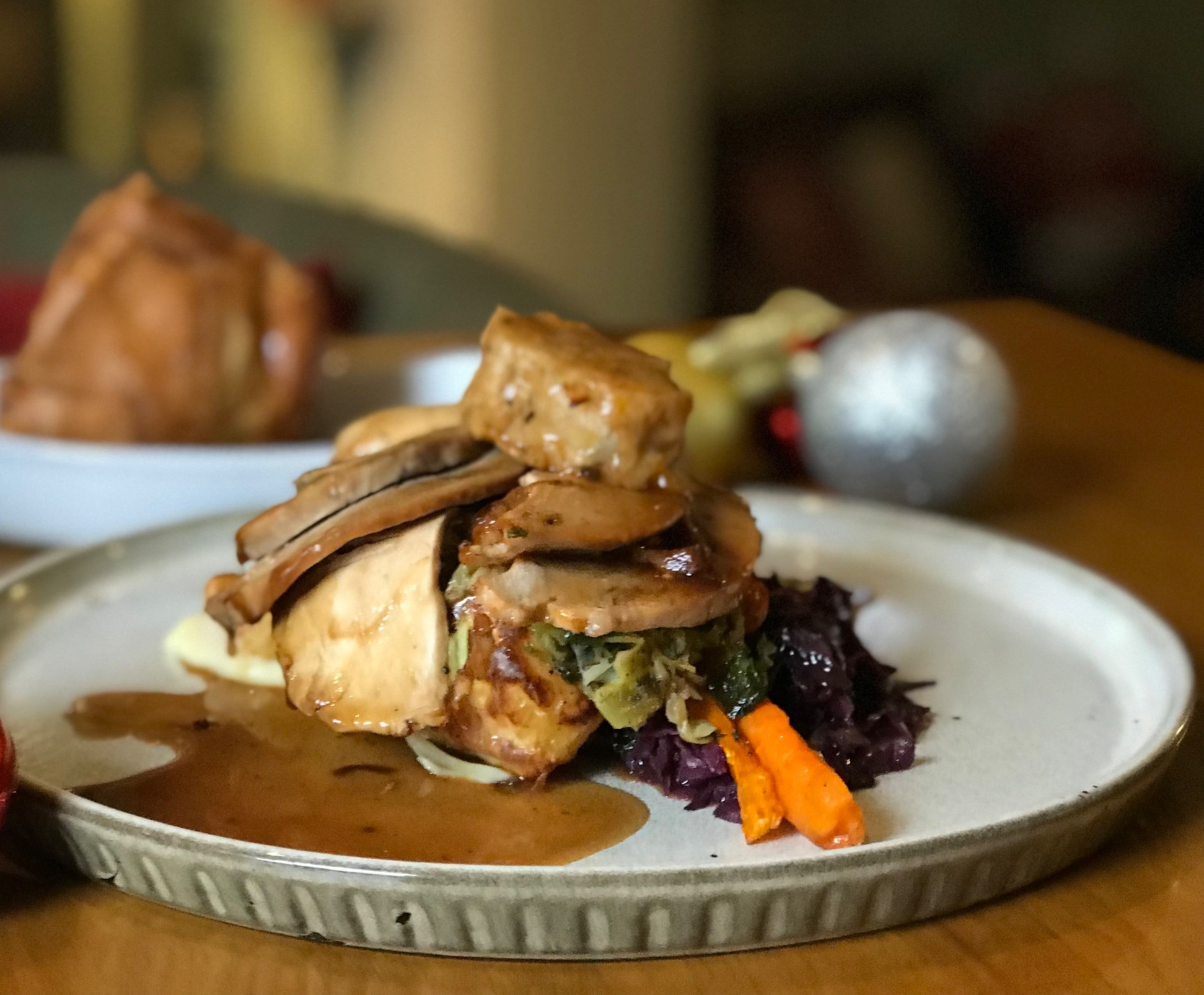 Sunday roast - 1 course from £10.952 courses from £16.453 courses from £21.95TAKEAWAY £9.95 options available!