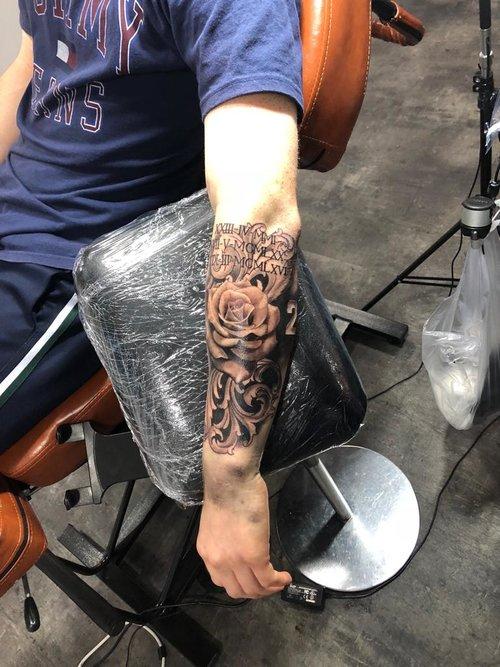 Albums Tattoo Voorbeelden En Ontwerpen Tattoo Studio