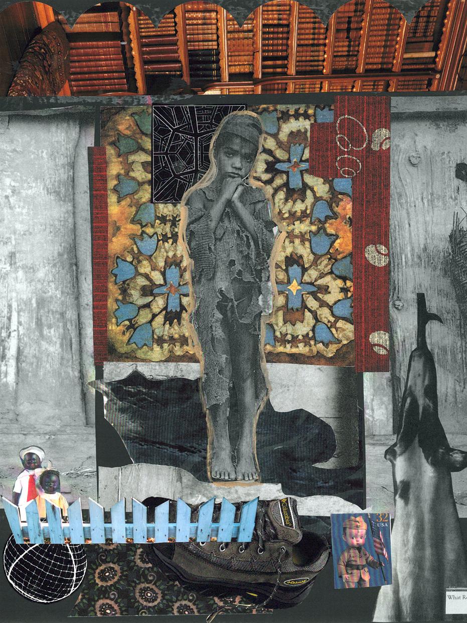 WHAT REMAINS   2004 -     11 x 14  Disponible à la vente