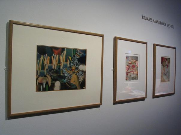 Collages Hannah Höch - Photo : Georges Krump
