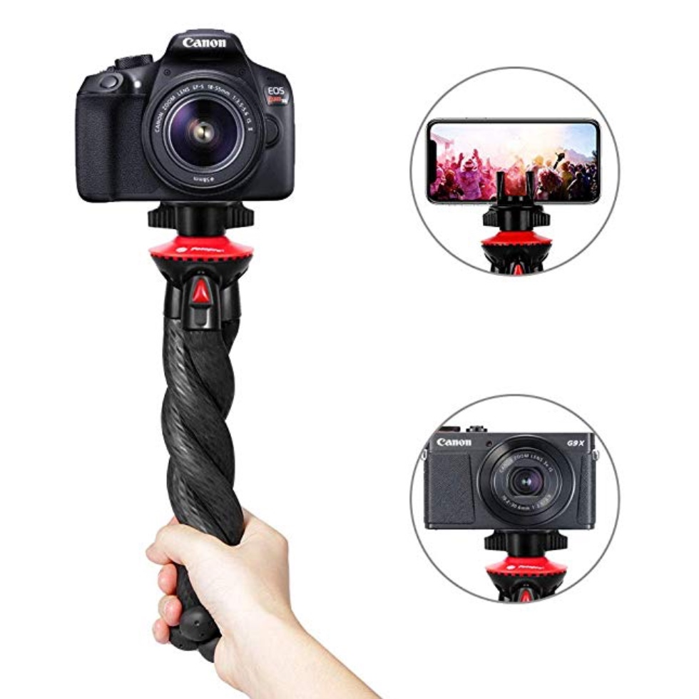 Mini Tripod - Looking to take photos of your entire family? This will do the trick!