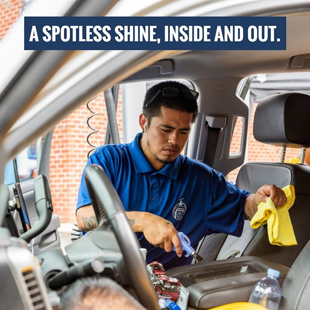 Thanks to our detailing services, your vehicle's interior will be as clean and shiny as it was when you first drove it off the lot.