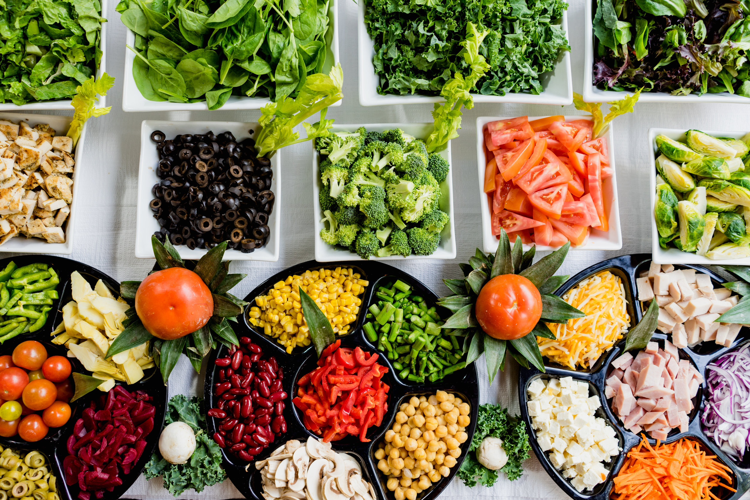 Food - Engage your well-being by choosing the unique fuel that empowers you