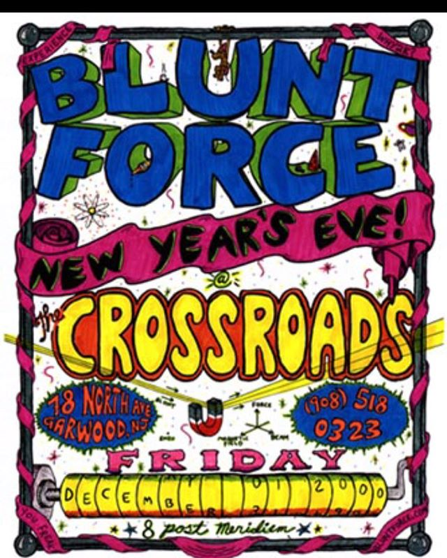Come out to Crossroads in Garwood and party like it's 1999!