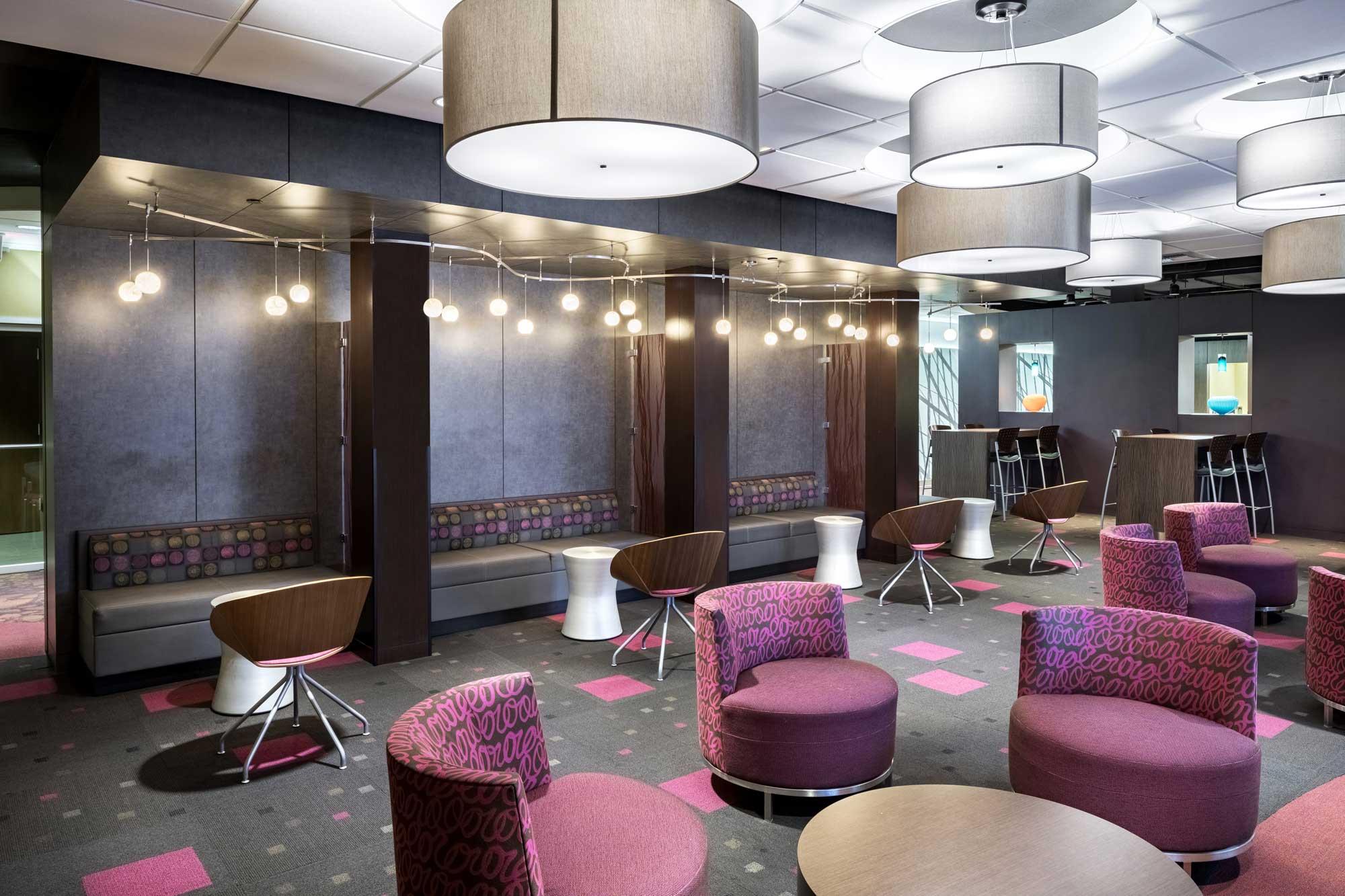 Corporate Cafe & Lounge