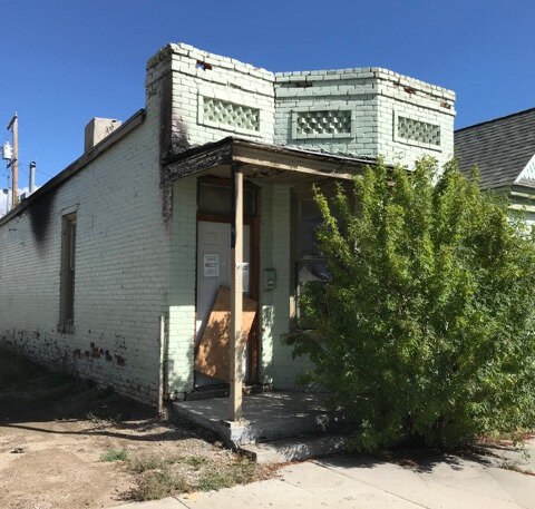 This house at 1004 Iowa Street, proposed for demolition, instead has a new owner and a new future.