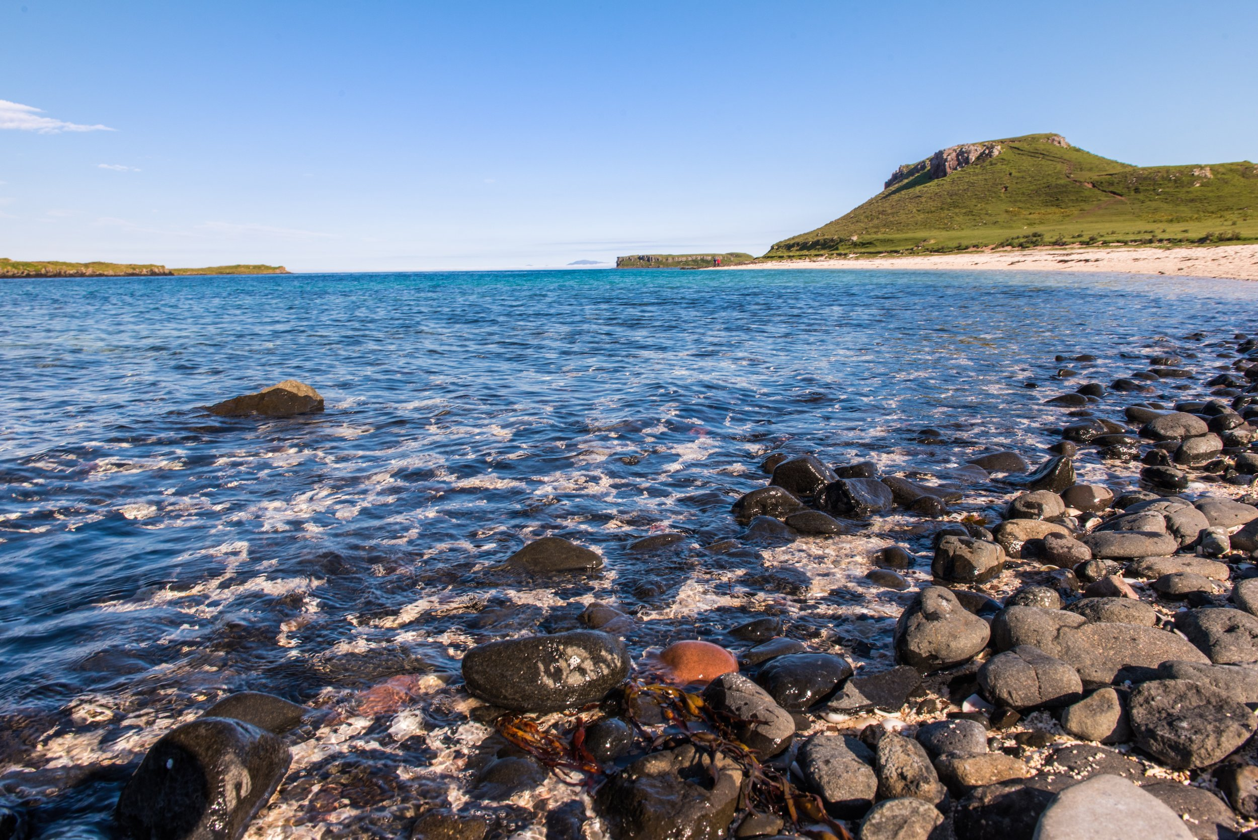 Coral Bay - Beautiful scenery and an easy walk for all.