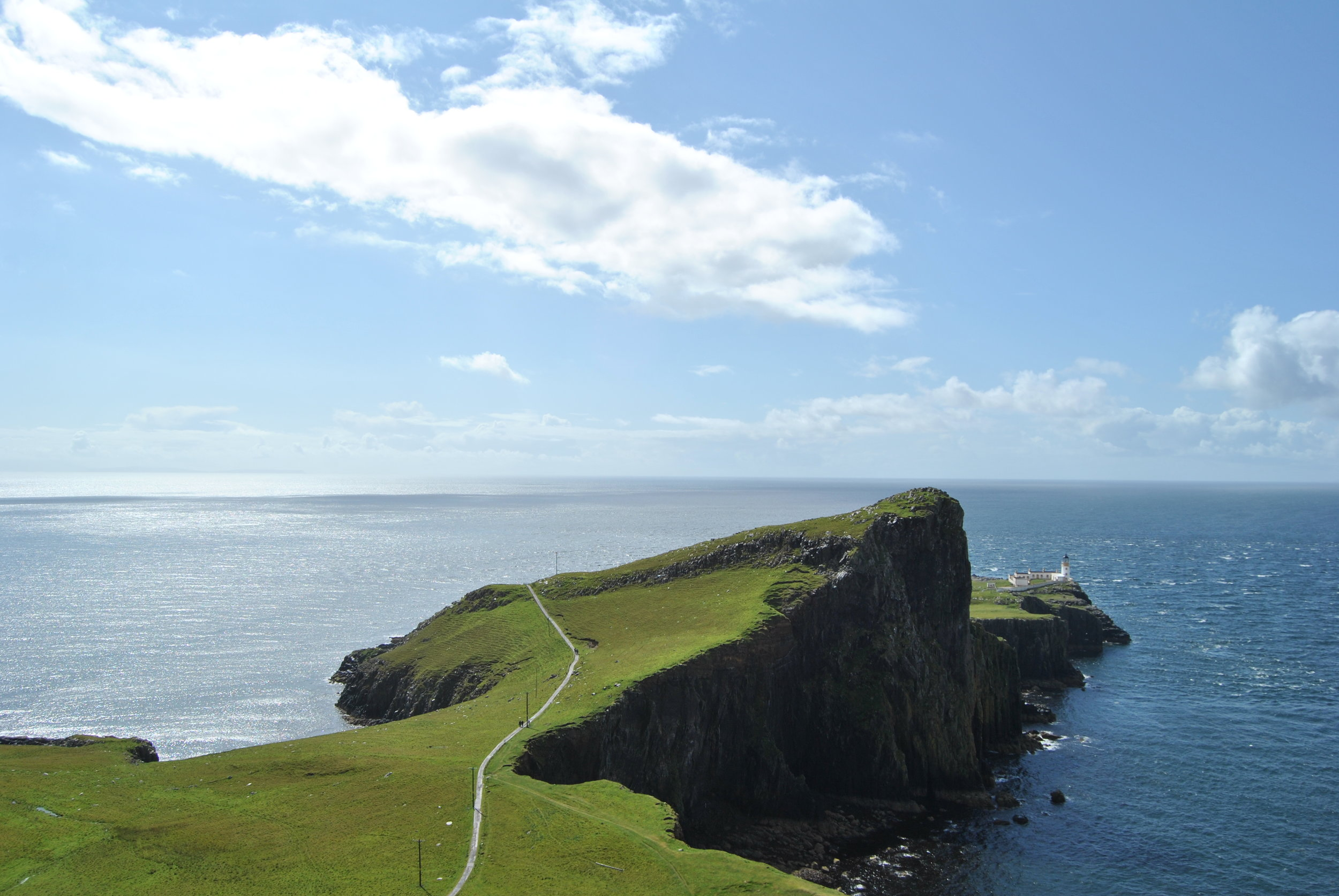 Neist Point - The most westerly point on Isle of Skye.