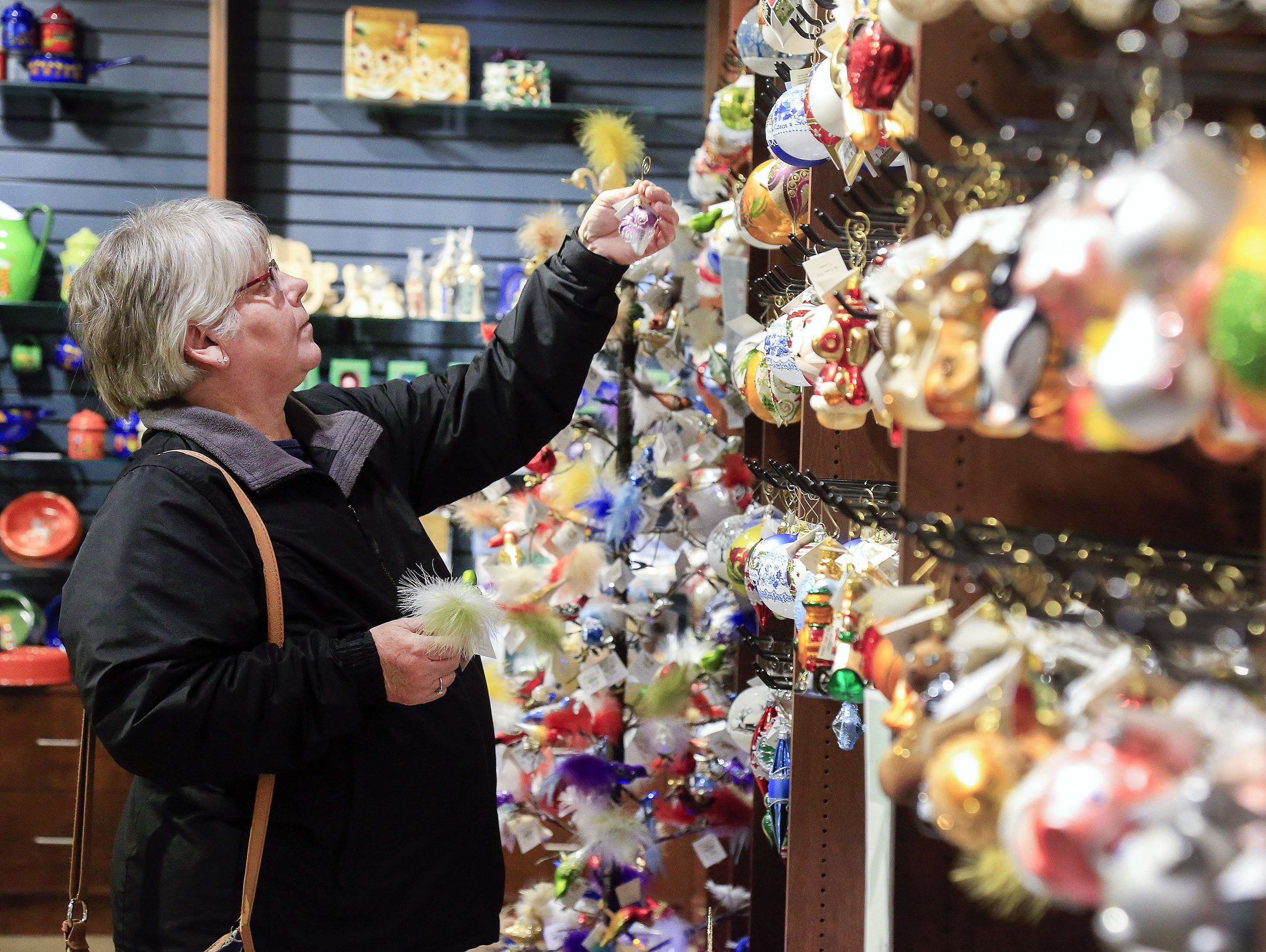 National Czech & Slovak Museum & Library Store has Collectible Czech Christmas Ornaments