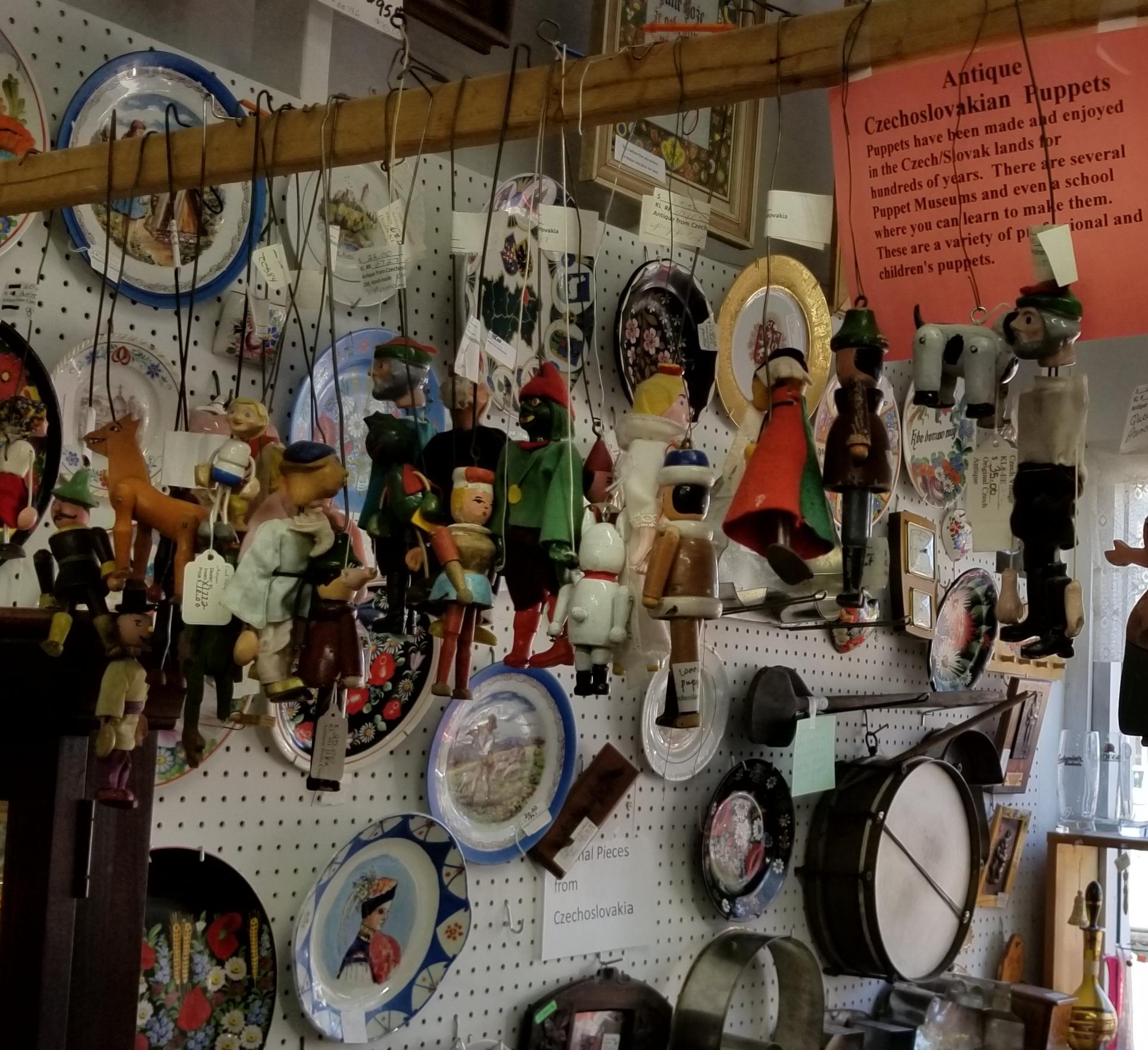 Czech Village Antiques