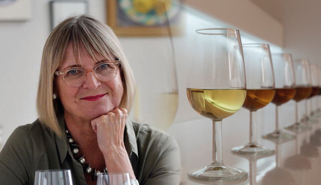 Jancis Robinson: speaking up for Sherry