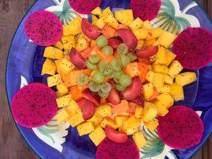 Harmonic_Escapes_Ibiza_Yoga_retreat_fruit_salad