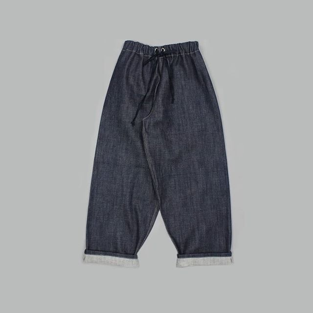 KoonXL Jeans made with 14oz Selvedge denim