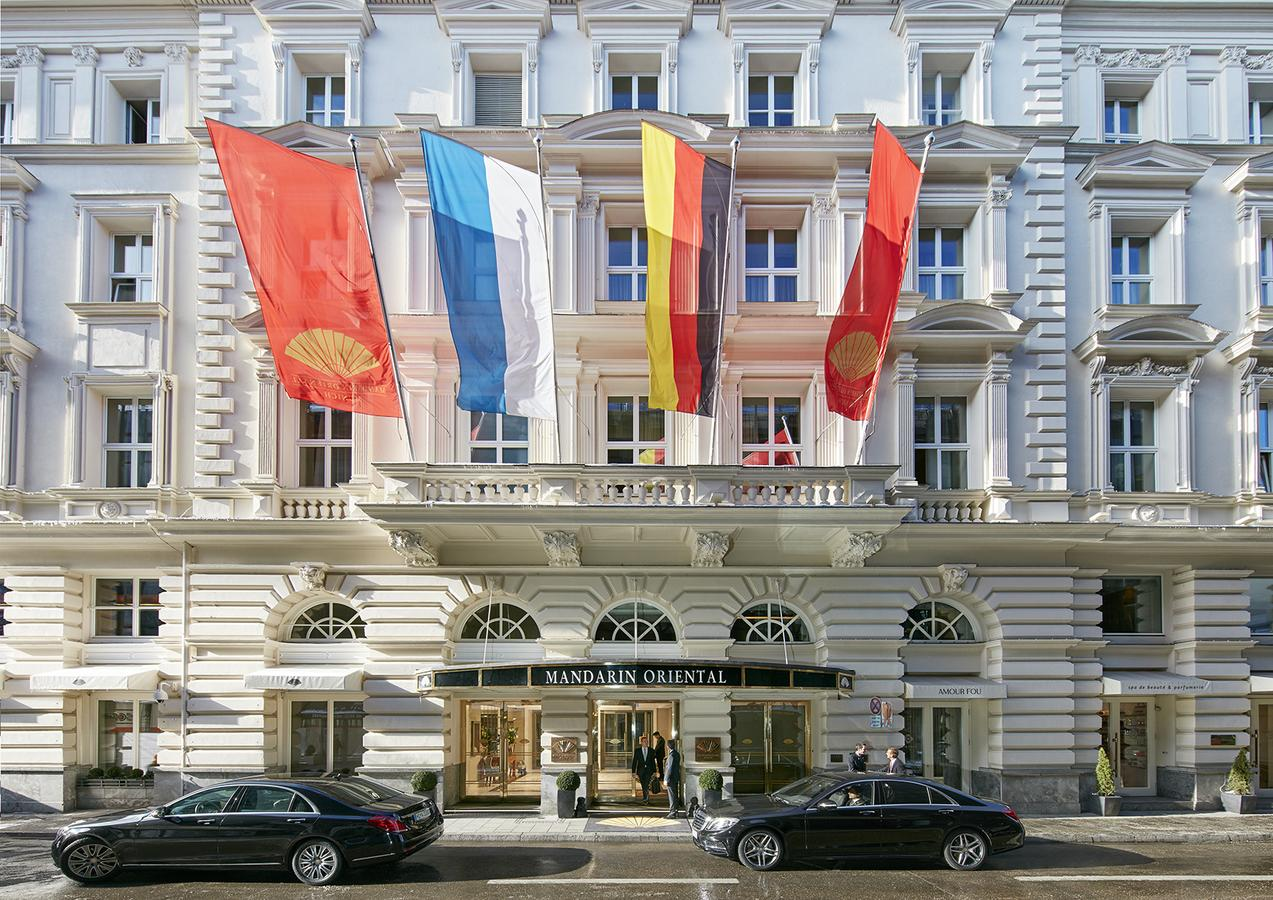 Mandarin Oriental Hotel Group - We love iRiS, it's making us so much money and guests love it.