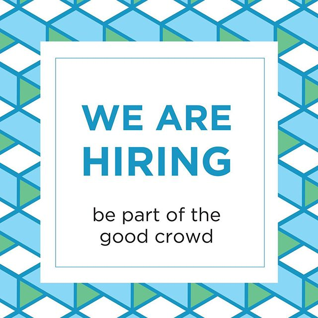Hey Orlando! We are looking for sales associates to join Good Crowd for afternoons and Saturdays. DM us for more info! * * #orlandojobs #orlandosmallbusiness #retailjobs #nowhiring #collegeparkfl